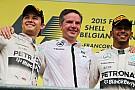 Mercedes - Rosberg doit battre Hamilton en qualifications