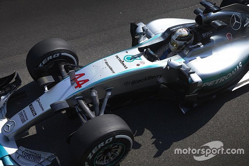 Mercedes tenía preocupaciones por los escombros, dice Lowe