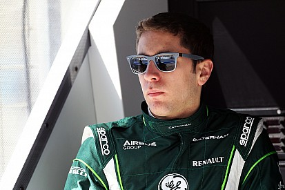 فرينز يأمل الحصول على مقعد في فريق أندريتي للفورمولا إي