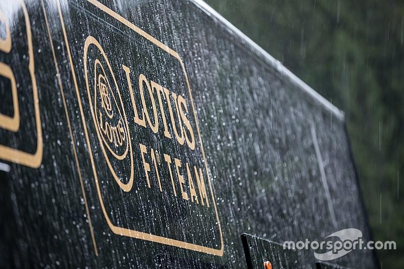 Il materiale Lotus è ancora a Spa sotto sequestro