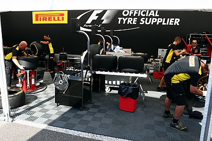 FIA, abierta a nuevas medidas de seguridad de neumáticos en Monza