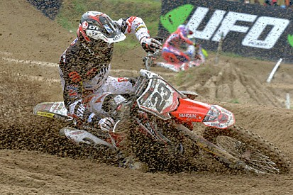 Mantova positiva per il Team MX24 Honda e Charlier