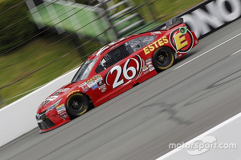 Yeley and Burton swap rides