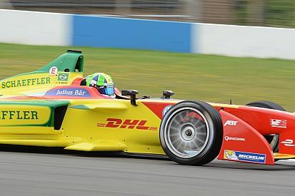 Abt et Renault e.dams favoris après les essais Formule E
