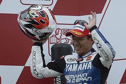 Nakasuga gets MotoGP wildcard at Motegi