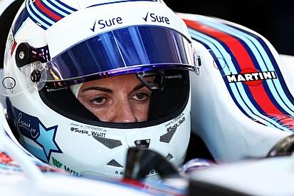 Wolff admite que quizás nunca le llegue su chance en la F1