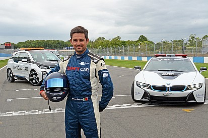 Servirà metà tempo per ricaricare la Safety Car BMW