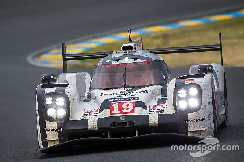Porsche extends LMP1 programme until 2018