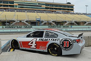 NASCAR Cup Testing report NASCAR testing at Homestead cut short by rain