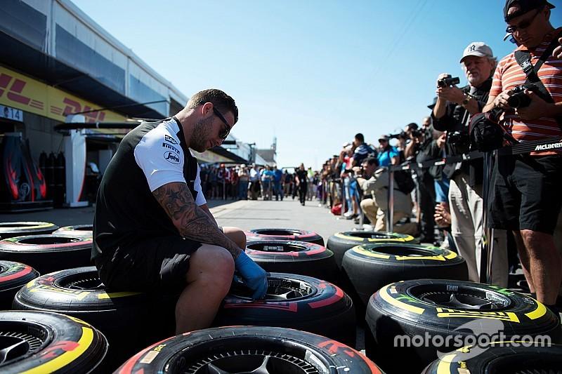 La GPDA pide a la F1 revisar su enfoque de los neumáticos