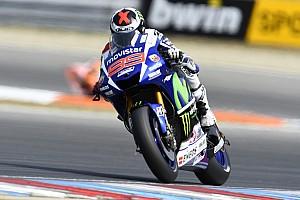 MotoGP Conferencia de prensa Lorenzo señala que un contacto puede cambiar toda la relación con Rossi