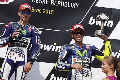 Lorenzo vs Rossi - Notre relation changerait en cas de touchette