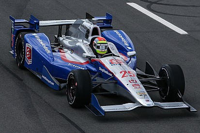 No. 25 Honda Indycar to race at Sonoma Raceway in tribute of Justin Wilson