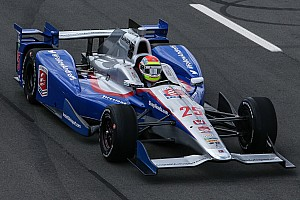 IndyCar Breaking news No. 25 Honda Indycar to race at Sonoma Raceway in tribute of Justin Wilson