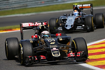 Lotus looks ahead to the Italian Grand Prix
