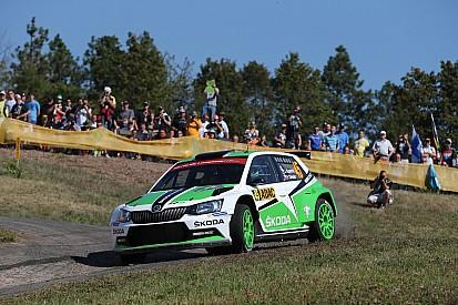 Il Barum Rally verrà aperto dalla Fabia R5 di Kopecký
