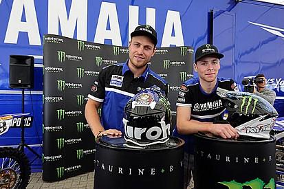 Monster Energy torna sponsor del team Yamaha