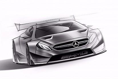 Mercedes presenta i disegni della vettura 2016