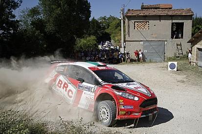 Friuli, PS7: Basso perde terreno per una foratura