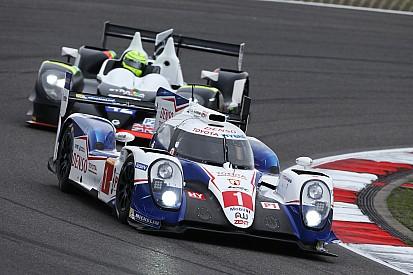 Row-three start for Toyota Gazoo Racing