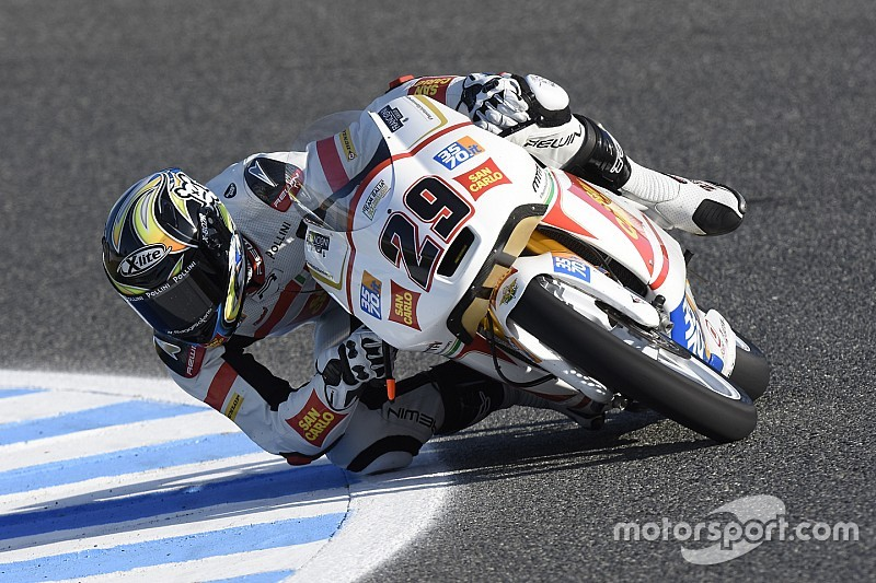 Passi avanti del San Carlo Team Italia a Silverstone