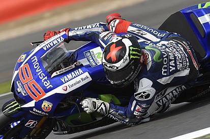 Lorenzo, optimista pero con moderación para la carrera