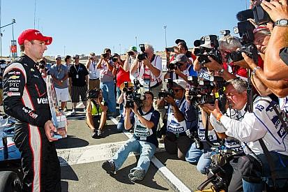 ويل باور ينتزع قطب الانطلاق الأول في سونوما