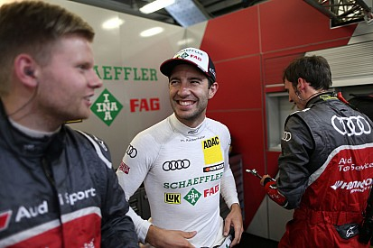 "Mike Rockenfeller - ""Un véritable soulagement"""