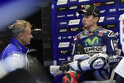 "Lorenzo livid with Pol Espargaro: ""A miracle I didn't crash"""