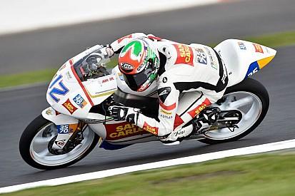 Sfortuna per il San Carlo Team Italia a Silverstone