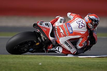 Andrea Dovizioso et Ducati enfin de retour sur le podium