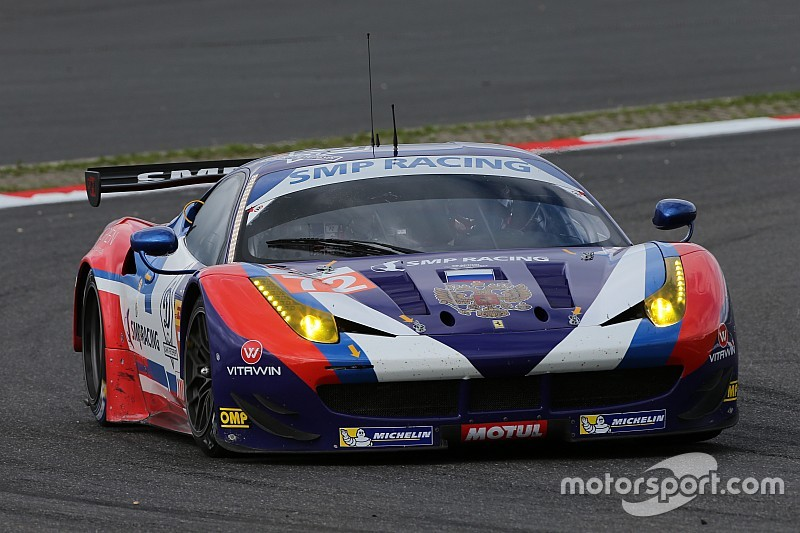 Ferrari of Basov, Bertolini and Shaytar conquers the Nurburgring