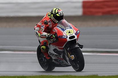 Andrea Iannone a cumulé les ennuis à Silverstone