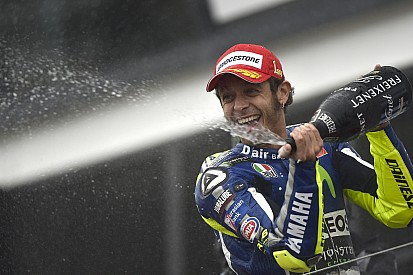 Chef d'oeuvre ou coup de chance pour Valentino Rossi?