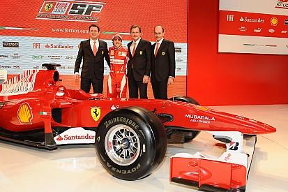 """Tombazis critique Ferrari - """"C'était comme avoir un pistolet dans le dos"""""""