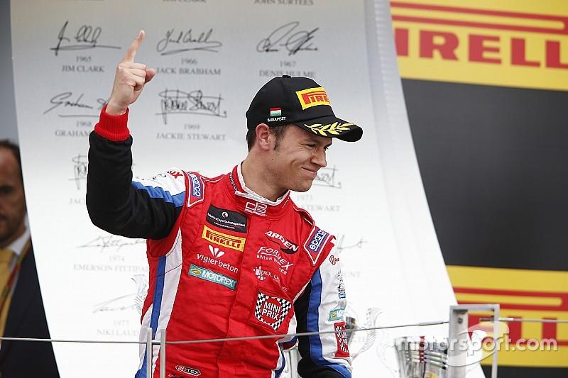 Нидерхаузер дебютирует в GP2 в Монце