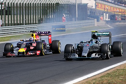 Wolff wary of downsides of Red Bull tie-up