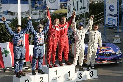 سجلّ الفائزين في رالي لبنان