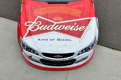 Changement de sponsor pour la Chevrolet No. 4 de Kevin Harvick en 2016