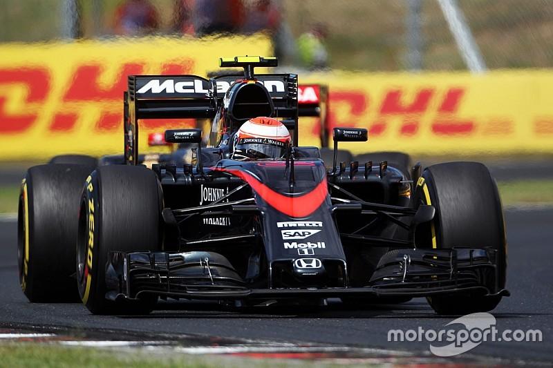 Réalisme et optimisme chez McLaren-Honda pour Monza