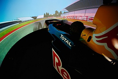 Inside story: How Red Bull's F1 simulator really works