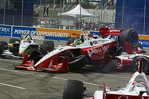 IndyCar Breaking news Da Matta: Numerous accidents prove need for closed cockpits