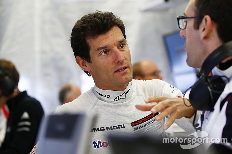 """Webber: """"Button seria bem-vindo no WEC"""""""