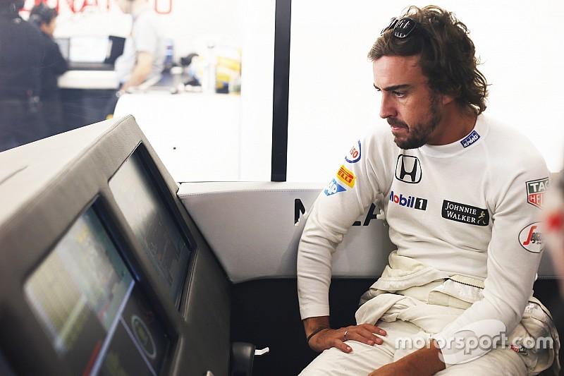"""Alonso refrenda que Monza es """"un circuito único"""""""