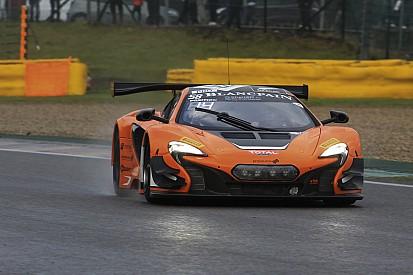Due McLaren per la Teo Martin Motorsport a Spa