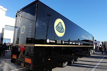 В Lotus подтвердили отправку техники в Монцу