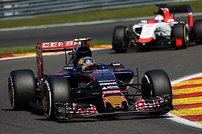 Sainz diz que está otimista mesmo com punição em Monza
