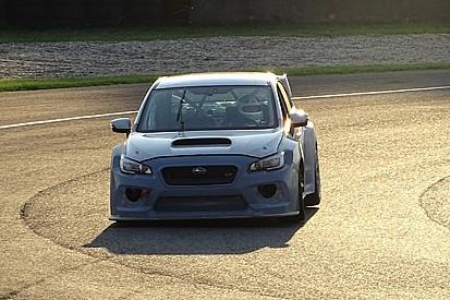 Completato il primo test per la Subaru della Top Run