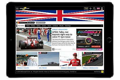 Motorsport.com lancia la specifica piattaforma digitale inglese