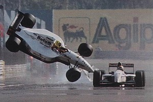 F1 Retro: El accidente de Fittipaldi en Monza – ¿Martini fue el culpable?